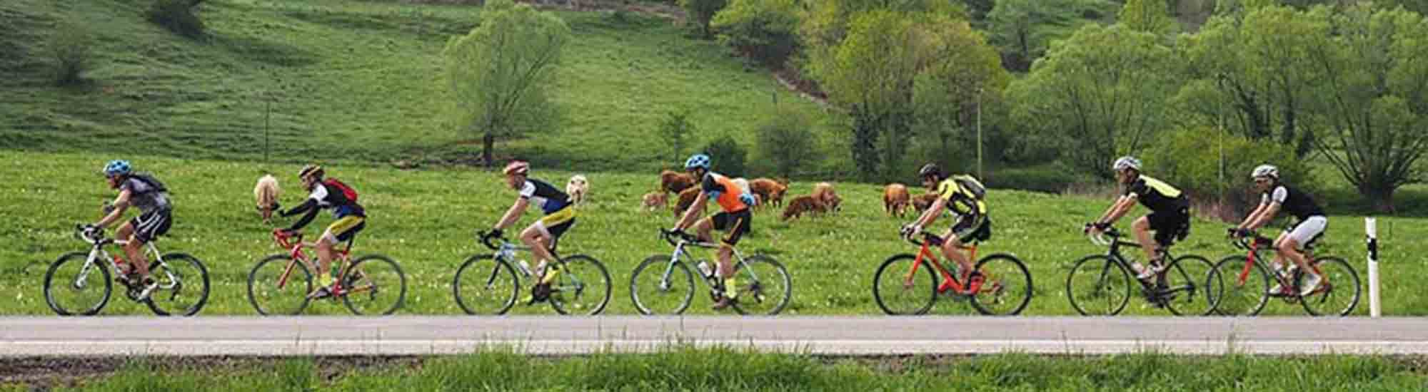Bespoke Cycling - Tuscany Weekend - 20/6/19-23/6/19 - £1700