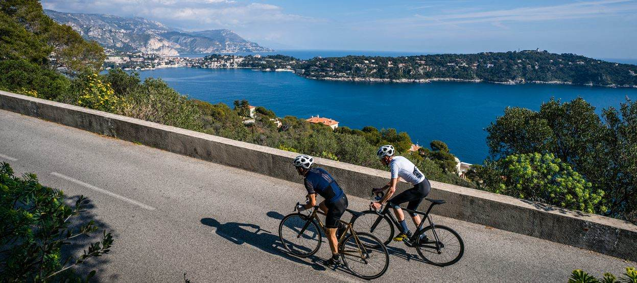 Nice Cycling Weekend - 14/06/19-17/06/19